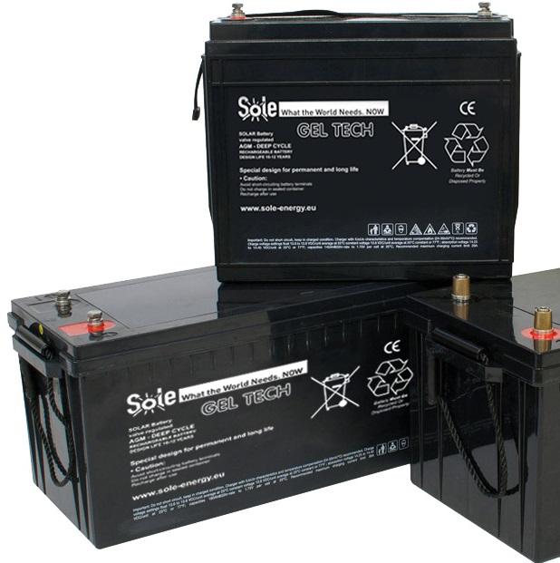 schneider bateries production