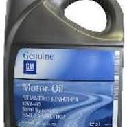 GM  GENUINE  MOTOR OIL